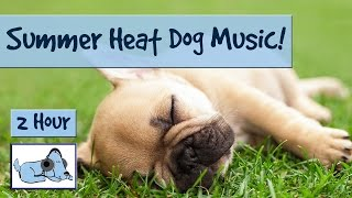 2 Hours of music to calm down your dog in the summer time. Is your ...