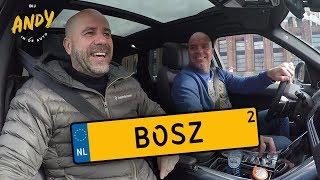 Peter Bosz deel 2 - Bij Andy in de auto!