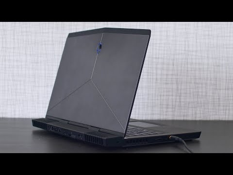 Alienware 13 R3 OLED - Gaming Laptop Review