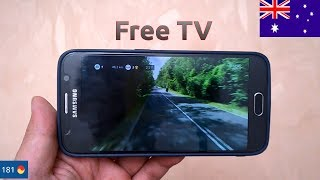 Free Australia TV over Ivacy VPN on Android Phone