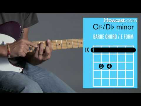 how-to-play-c-♯-/-d♭-minor-barre-chord- -guitar-lessons