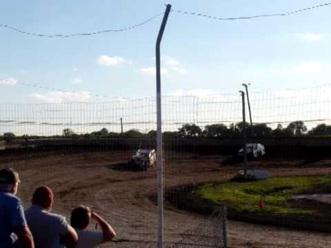Chris Mills 7/27/14 Heat Race