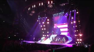 Repeat youtube video Taylor Swift ft. Sam Smith - Money On My Mind live @ O2 Arena London 02/02/2014