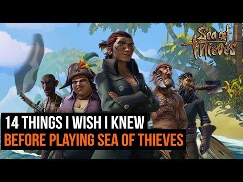 14 Things I Wish I Knew Before Playing Sea of Thieves