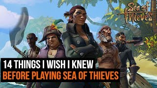 Here's 14 things and tips we wish we knew before playing Sea of Thi...
