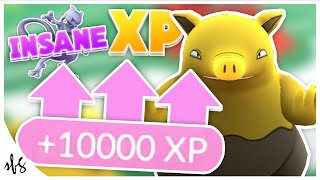 POKEMON GO XP BOOSTING CHEAT (18,000+ XP/HR)