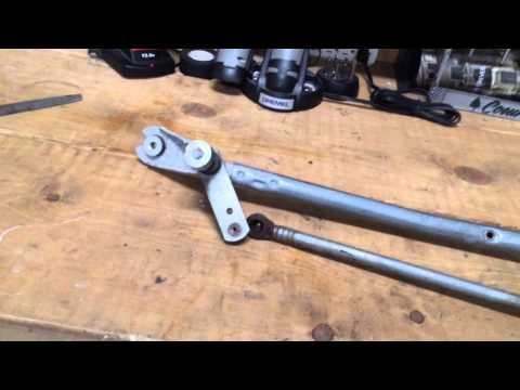 Repair 2007 Ram 1500 Wiper Transmission Linkage