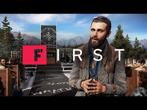 Far Cry 5: Why John Seed Is Your Charmingly Deadly Enemy - IGN First