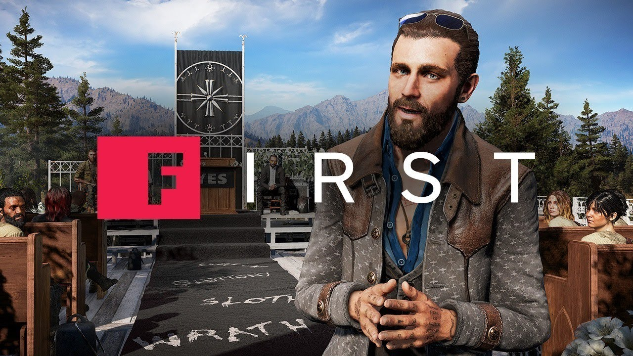 Far Cry 5 Devs Explain Why John Seed Is Such A Terrifying