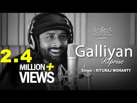 Teri Galliyan Reprise By Rituraj Mohanty |...