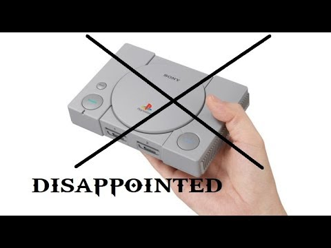 PlayStation Classic List of Games Announced! -DISAPPOINTED- (Rant)