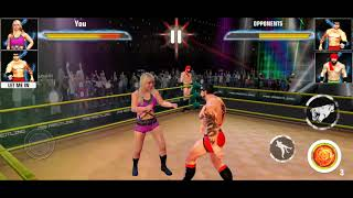 WWE Super Card ultimate collectible card battle game WWE game for Android
