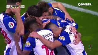 Goal | Golo Soares: FC Porto (2)-0 Braga (Taça de Portugal 18/19 1/2 Final)