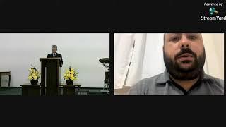 Se não for por amor... - Rev. Anatote Lopes - 07/03/2021
