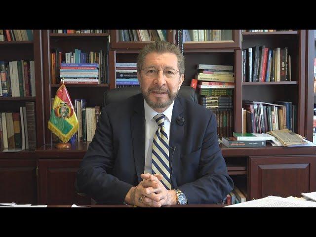 (1) Bolivia: Terminar con la estructura institucional de la dictadura para recuperar la democracia