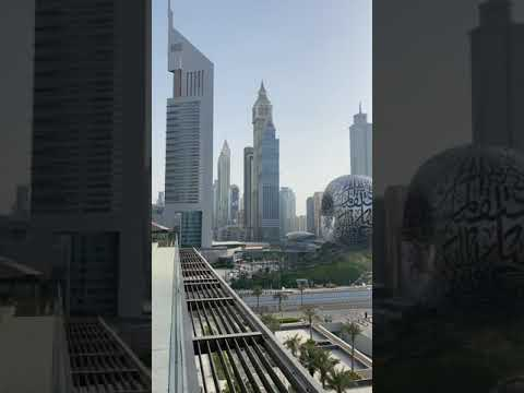 Dubai – sheikh zayed Road video from Top – Dubai Tour- 28-05-2021- شارع شیخ زاید – دبی