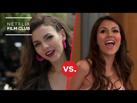 Victoria Justice Showdown: Afterlife of the Party vs. Victorious | Netflix