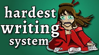 The Hardest Writing System! - an animated rant about learning Japanese