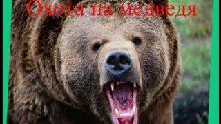 Охота на медведя, три варианта