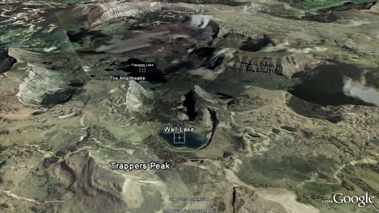 A tour of the flat tops wilderness from trappers lake for Buy colorado fishing license