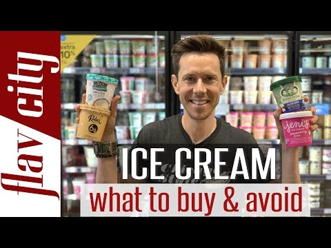 BIG Ice Cream Review At The Grocery Store What To Buy And Avoid!
