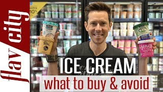 BIG Ice Cream Review At The Grocery Store - What To Buy And Avoid!