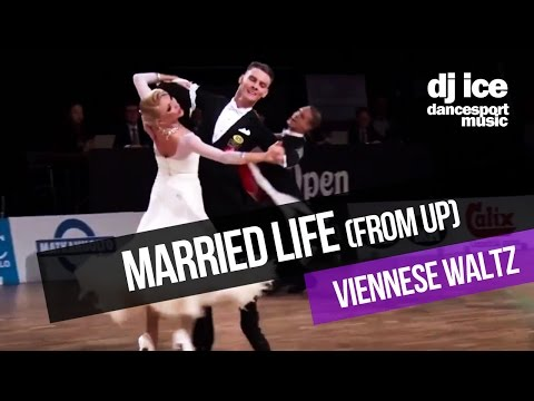 VIENNESE WALTZ | Dj Ice - Married Life (58 BPM)
