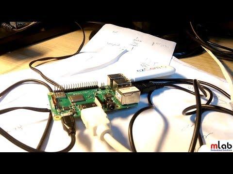 Bài 17 : Kết nối USB 3G với Raspberry Pi