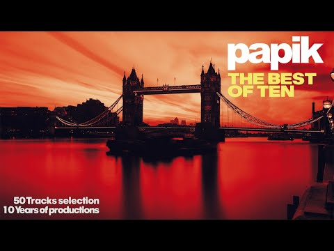 Top Nu Jazz and Chillout Music - The Best of Ten - Papik