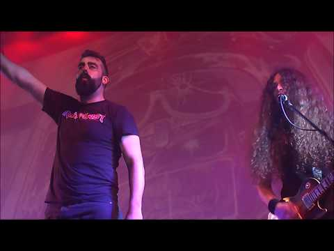 Iron Beast @ Incrível Café,Almada 8 Dez 2017