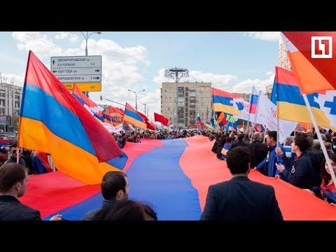 Память жертв геницида армян почтили во всем мире