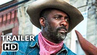 CONCRETE COWBOY Official Trailer (2021) Idris Elba, Netflix Movie HD