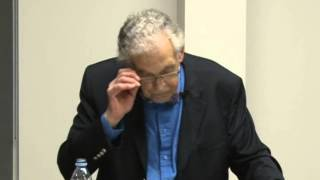 The Gros Potiron Lecture for 2013- Part 2