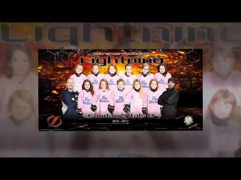 Clarence Rockland Lightning 2016-17