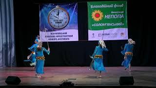 """Tarkan Bu Gece, Saidi -dance studio """"Oasis"""". Fest Kiev-Art-Time 15.12.2018"""