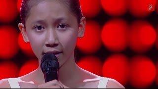 The Voice Kids Thailand - หญิง - หม้ายขันหมาก - 1 Mar 2015