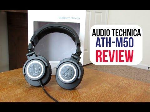 Audio-Technica ATH-M50s Headphone Review!