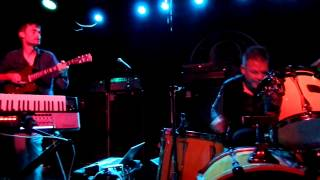 BATTLES Tricentennial live St Vitus Brooklyn NYC 8/20/15 Front Row HD