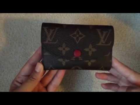 454d4e0dc6f3 Louis Vuitton Emilie Wallet review and comparison to Rosalie wallet ...