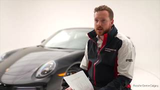 Exclusive Manufaktur 2019 Porsche 911 Turbo S Coupe | Andy Hayter
