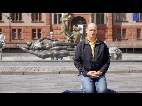 (Anti-) Ignorance Meditation am 1. Mai 2020 in Rostock mit Hugo Hasse