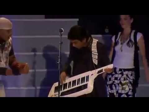 A.R.Rahman's ONE OF THE BEST LIVE CONCERT HD