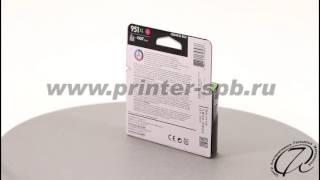 Картридж HP 951XL CN047AE magenta