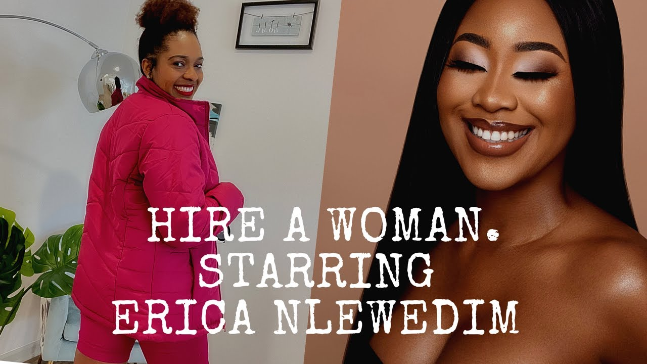 Download I Rated Erica Nlewedim's Acting in Hire A Woman - Main Characters Review and Movie Rating