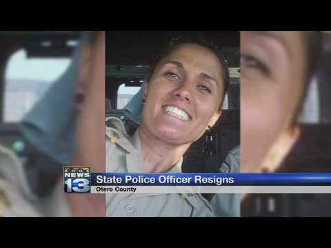 State Police officer resigns after controversial DWI stop