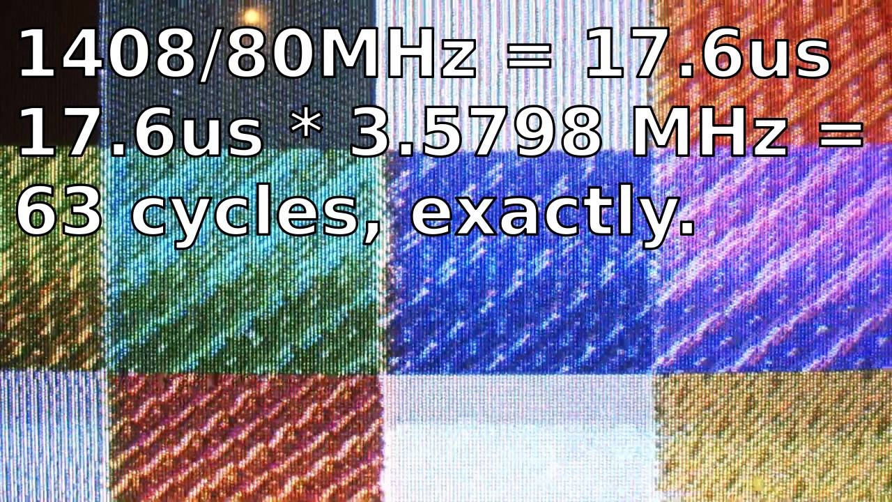 Color TV Broadcasts Are ESP8266's Newest Trick | Hackaday