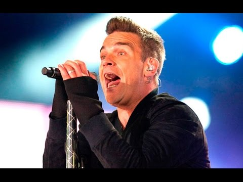 Robbie Williams - love my life - x factor