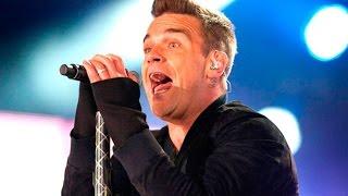 Robbie Williams - love my life - x factor