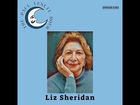 Liz Sheridan  on The Paul Leslie Hour
