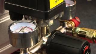 Воздушный компрессор Aurora WIND 25(, 2013-01-22T15:32:56.000Z)